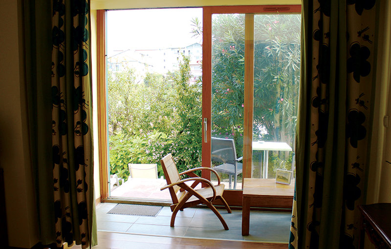 Chambre - Balnéo & terrasse 3