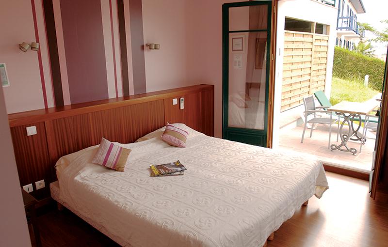 Chambre - Balnéo & terrasse 5
