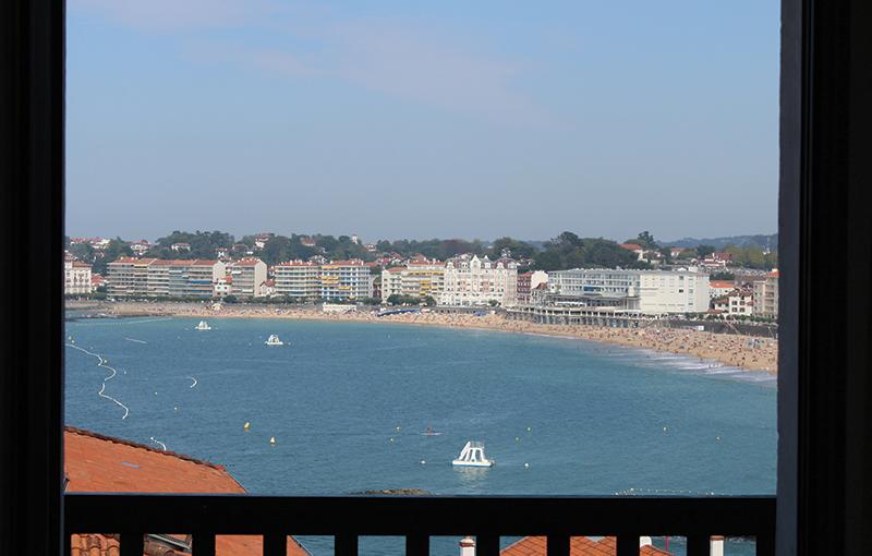 Chambre vue mer & balcon 2
