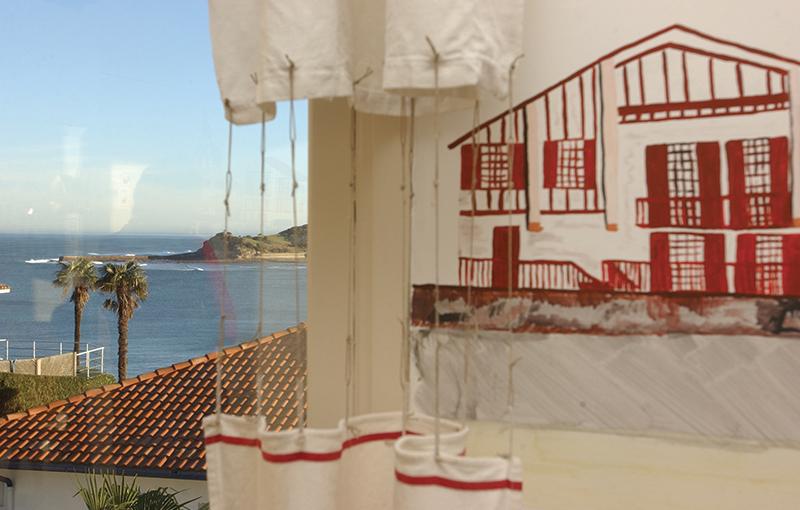 Chambre vue mer & balcon 3