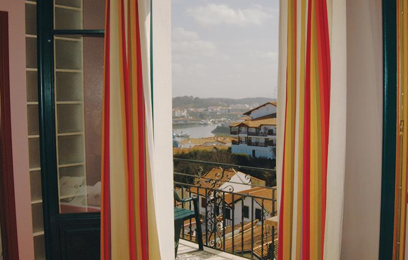Vue Port balcon