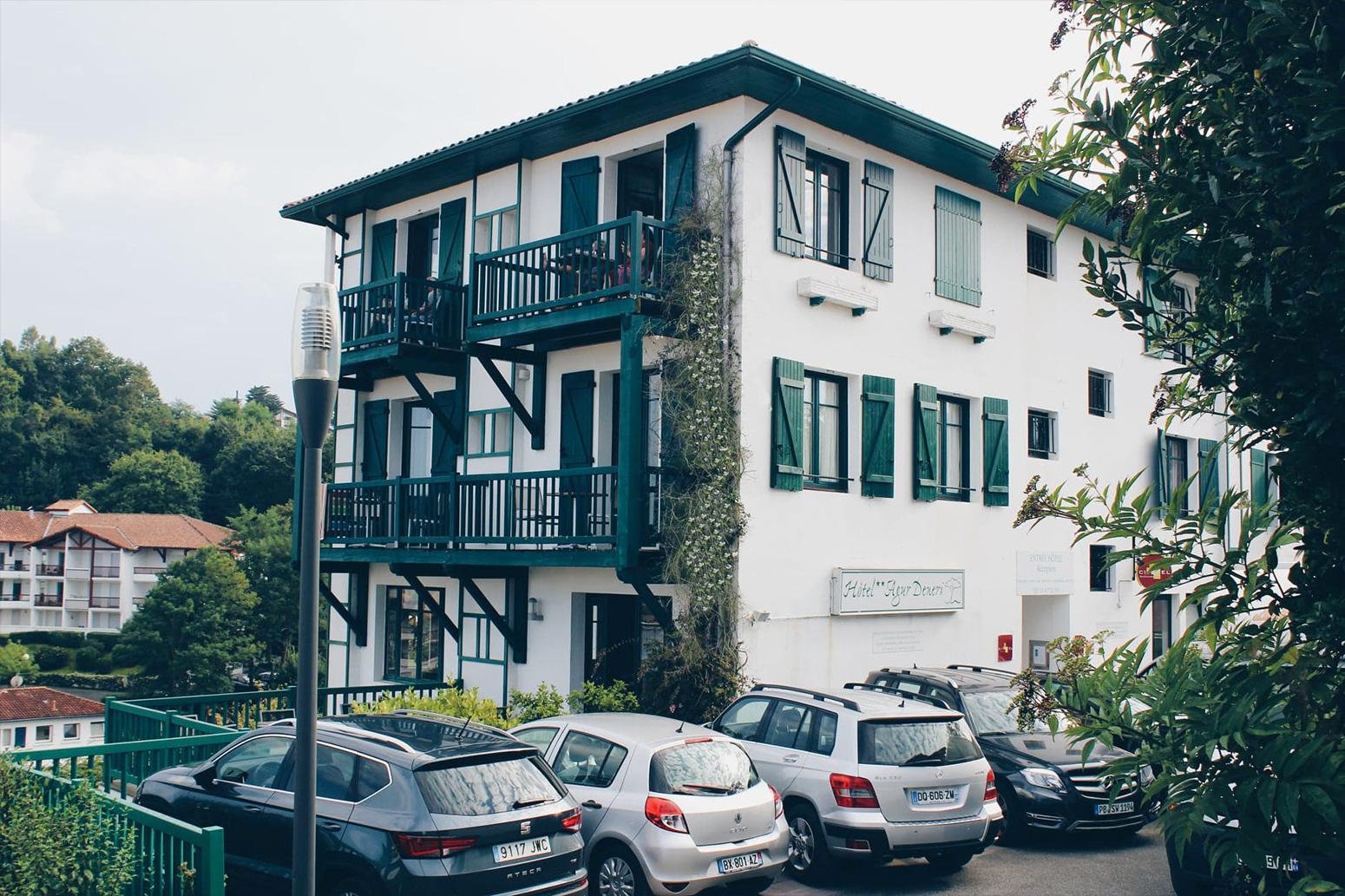 Hôtel Agur Deneri Saint Jean de Luz